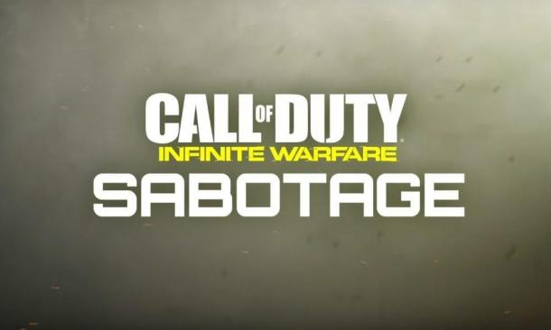 Трейлер дополнения Sabotage для Call of Duty: Infinite Warfare Call of Duty: Infinite Warfare